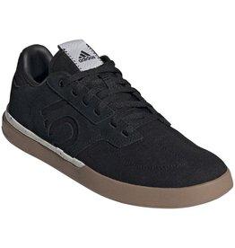 Five Ten Five Ten Sleuth Men's Flat Shoe: Black/Black/Gum 11.5