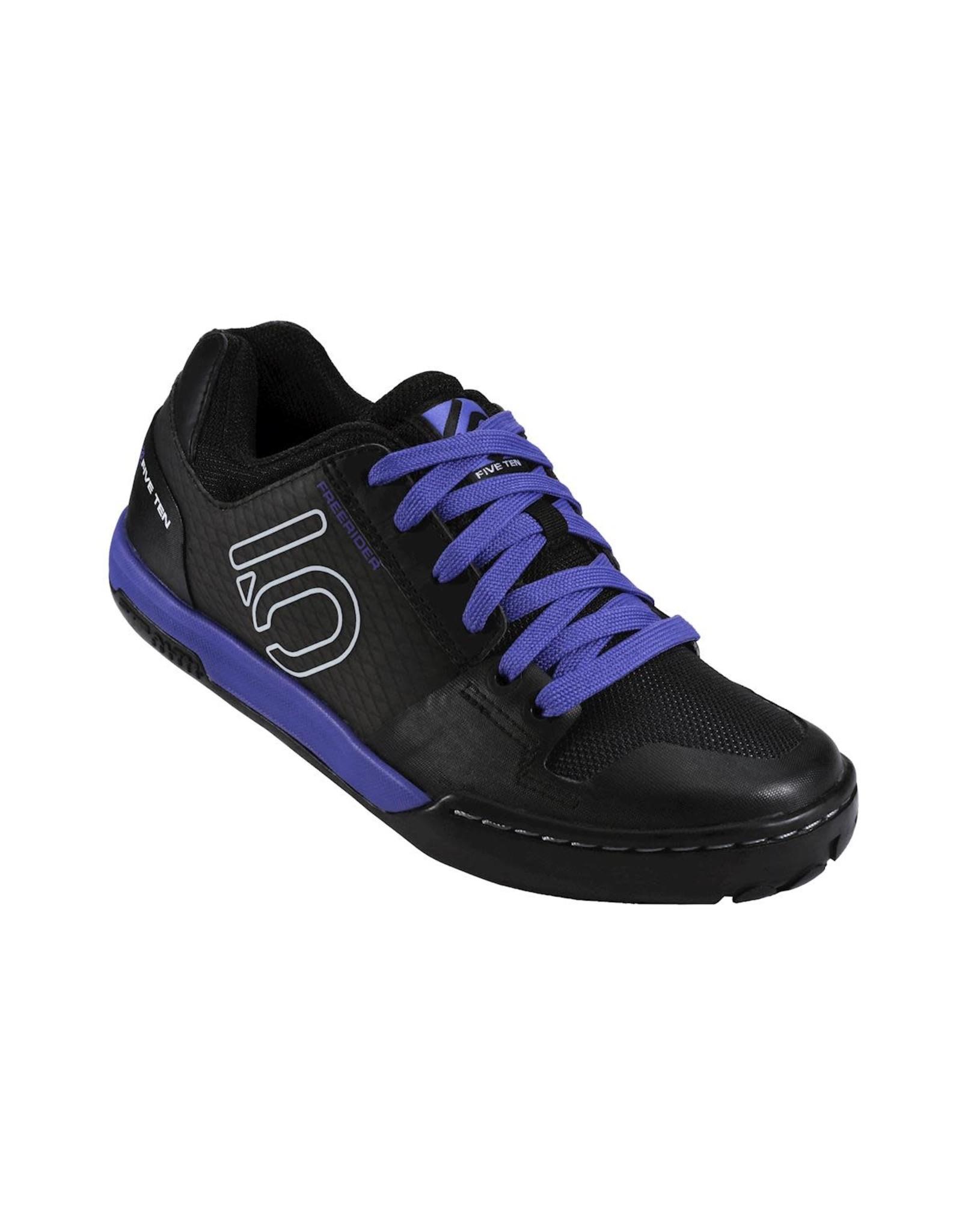 Five Ten Five Ten Freerider Contact Women's Flat Pedal Shoe: Split Purple 9