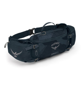 Osprey Osprey Savu Lumbar Bottle Pack: Slate Blue, (Bottles Not Included)