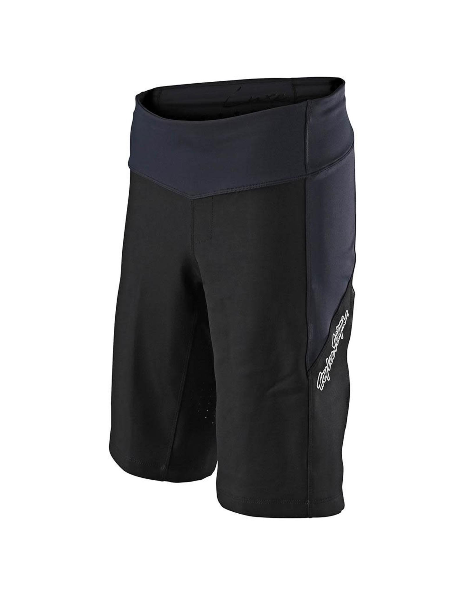Troy Lee Designs WMNS LUXE SHORT SHELL; BLACK MD