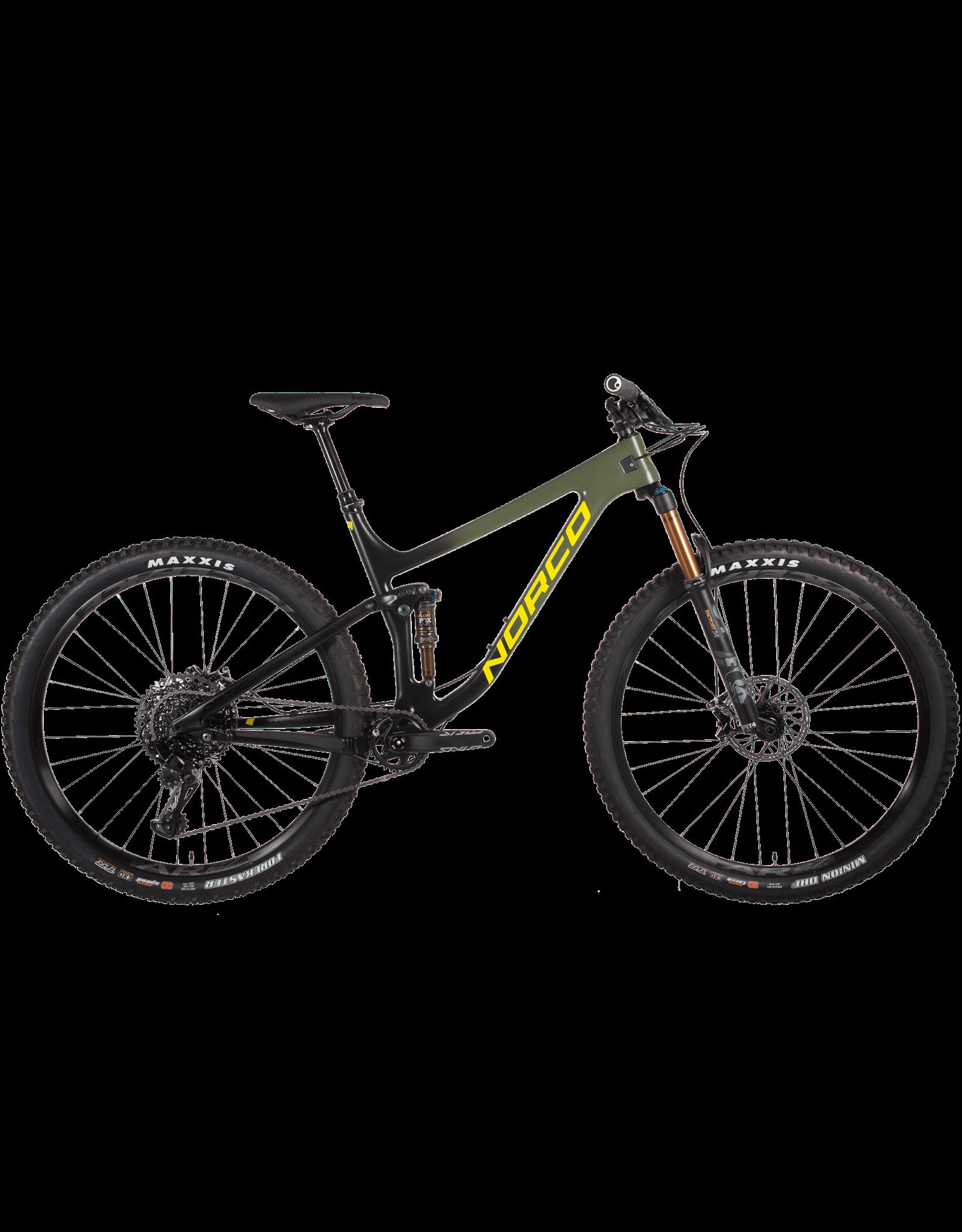 NORCO Bikes OPTIC C1 M27 GREEN FR KIT