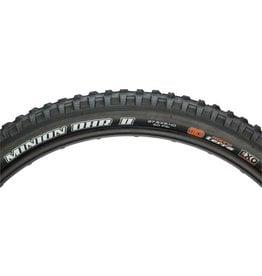 Maxxis Maxxis Minion DHR II Tire - 27.5 x 2.4, Tubeless, Folding, Black, 3C Maxx Terra, EXO+, Wide Trail