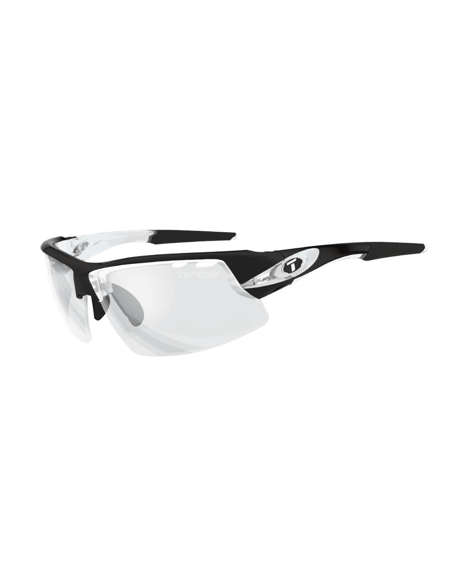Tifosi Optics Crit, Crystal Black Enliven Bike Glasses