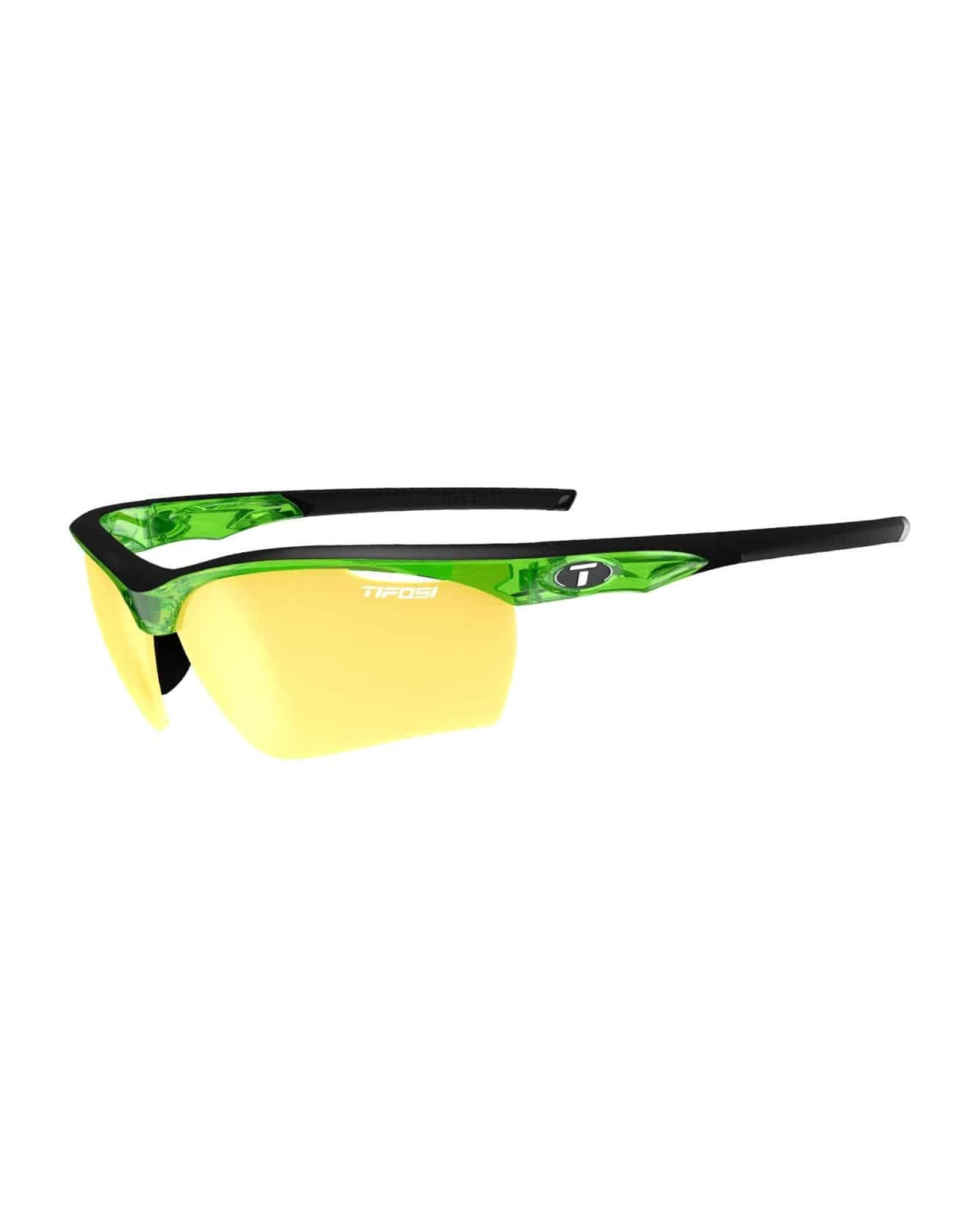 Tifosi Optics Vero, Crystal Neon Green Clarion Yellow/AC Glasses