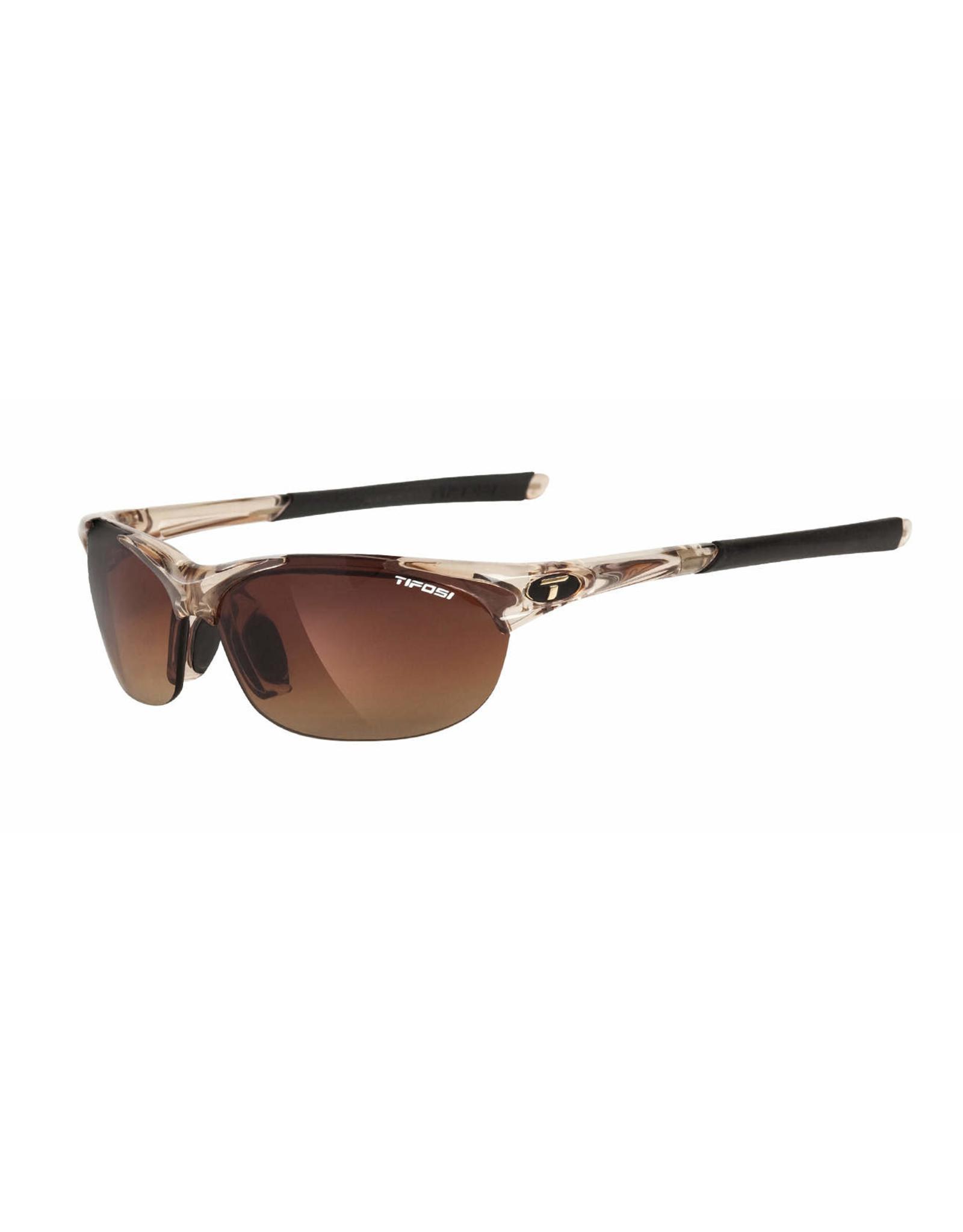 Wisp, Crystal Brown Brown Gradient Glasses