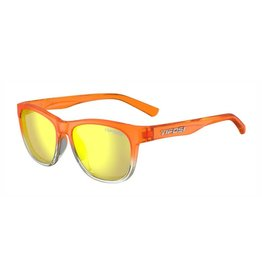 Tifosi Optics Swank, Orange Rush Smoke Yellow Glasses