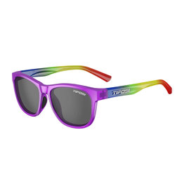 Tifosi Optics Swank, Rainbow Shine Smoke Glasses