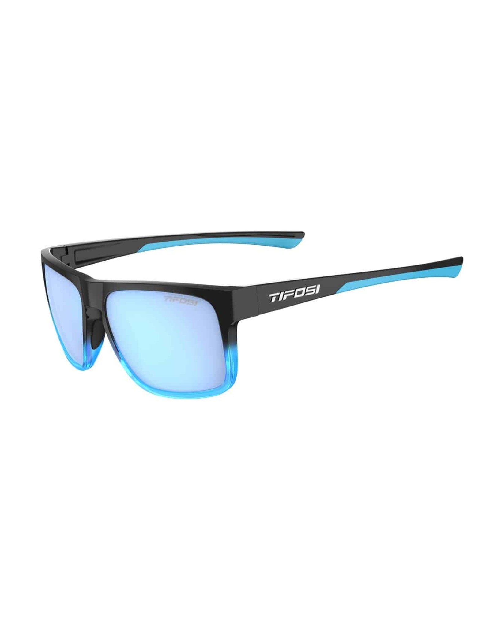 Tifosi Optics Swick, Onyx Blue Fade Sky Blue Glasses