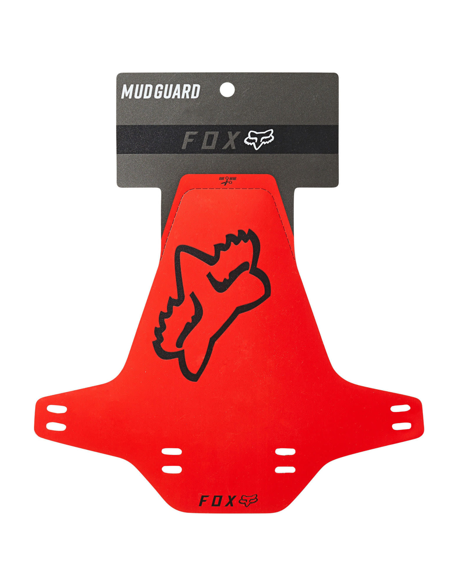 FOX 2019 FA - MUD GUARD [RD]- Size:OS