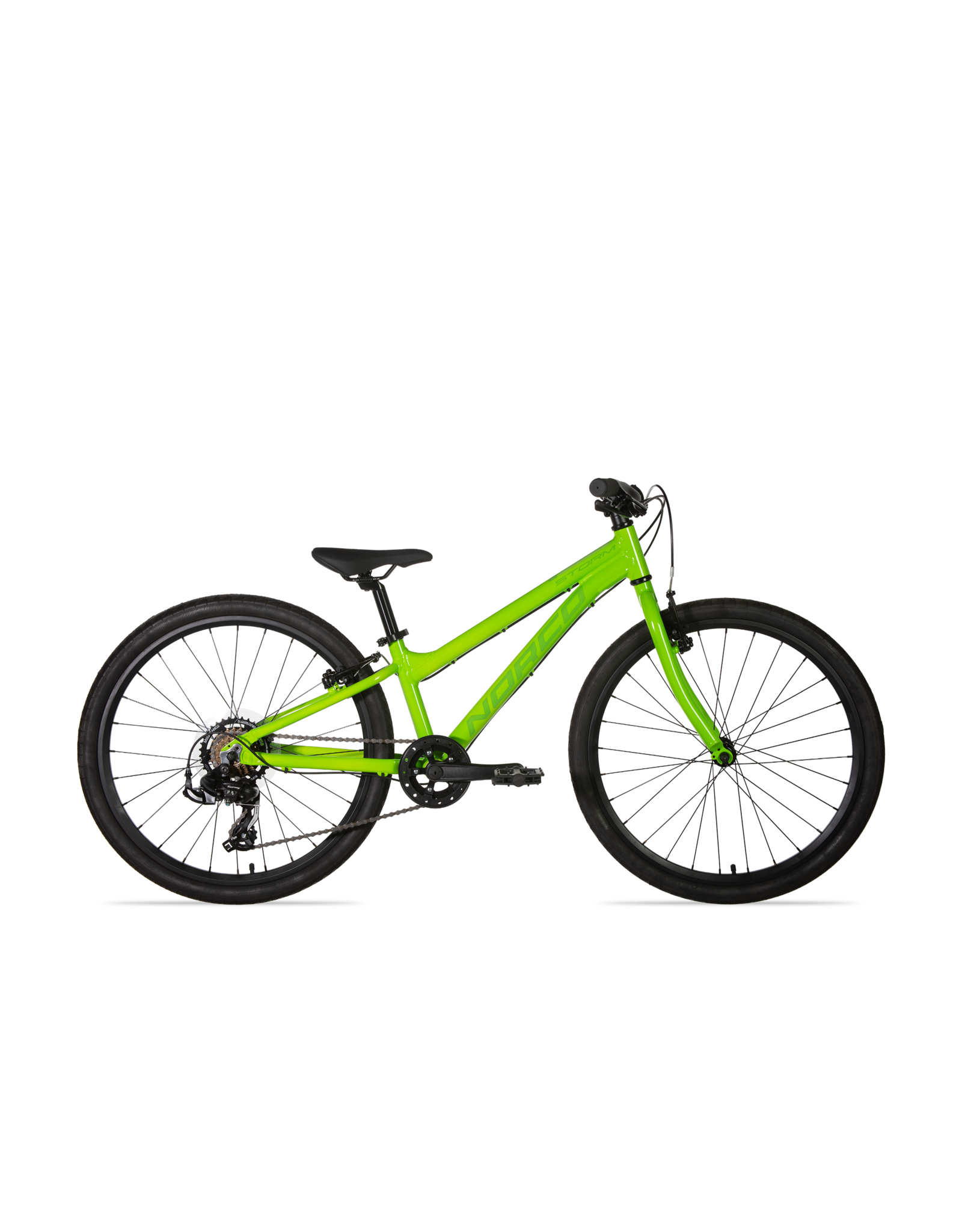 NORCO Bikes STORM 4.3 GREEN SINGL