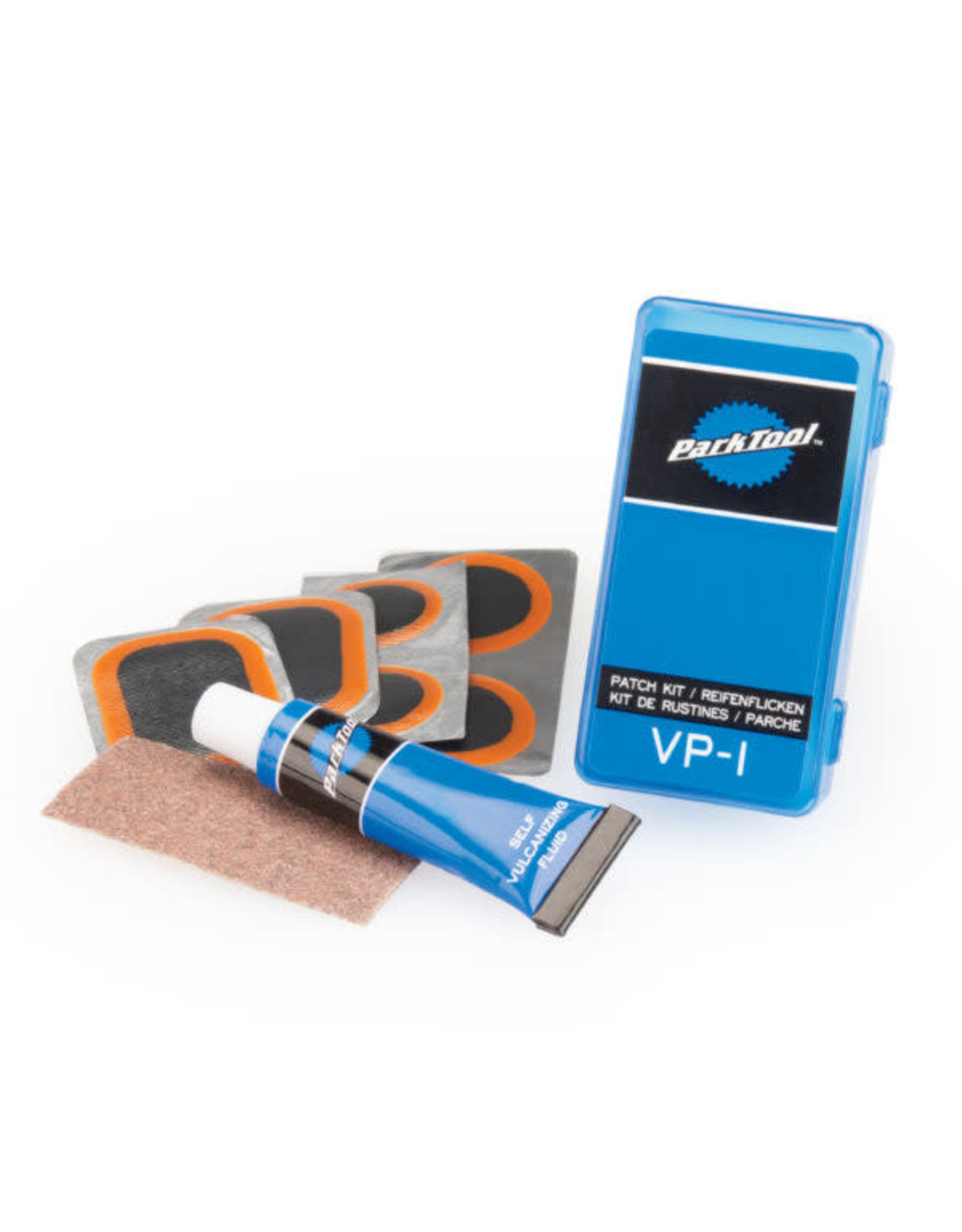 Park Tool Park Tool Vulcanizing Patch Kit