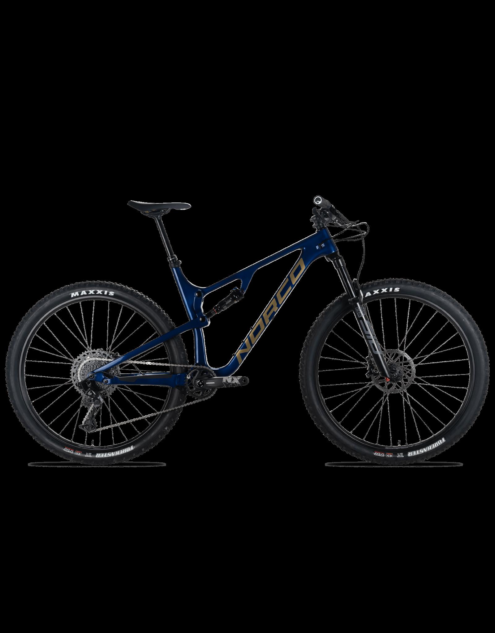 NORCO Bikes REVOLVER FS 2 120 Medium 29 BLU/COP