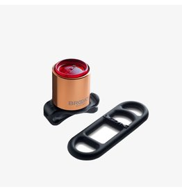 Brooks Brooks lights fento rear light copper