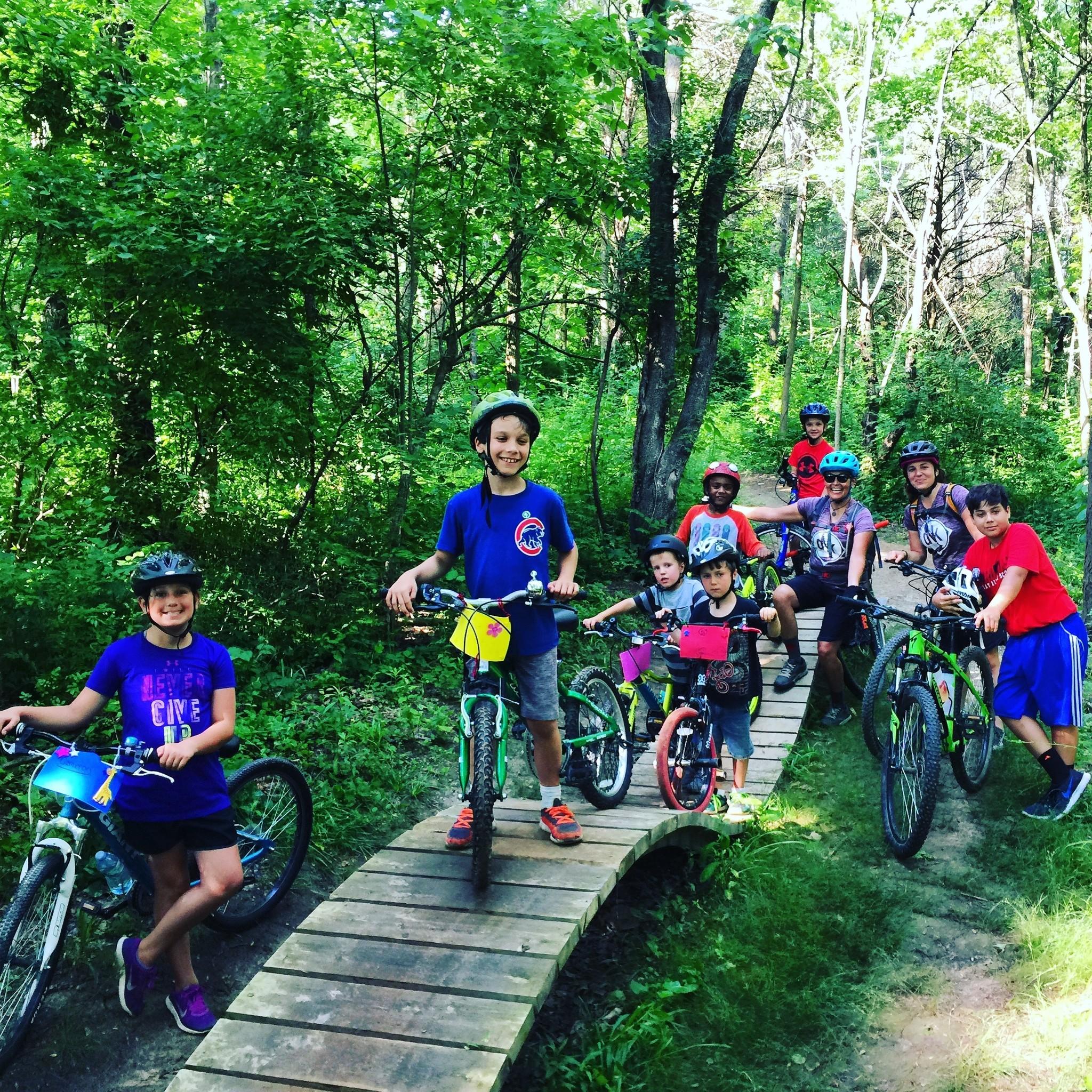 Youth Mountain Bike Clinic