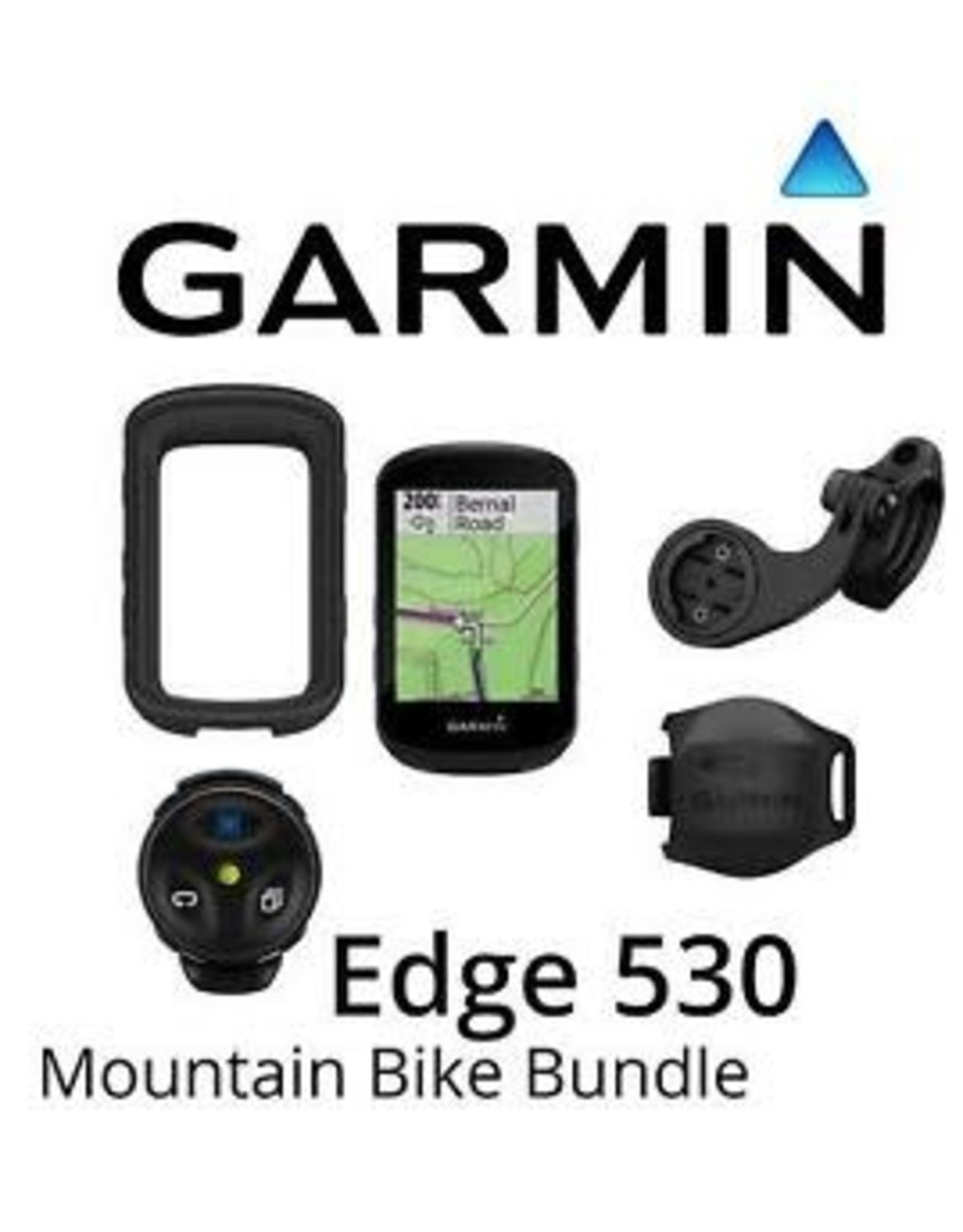 Garmin Edge 530 Mountain Bike Bundle DEMO