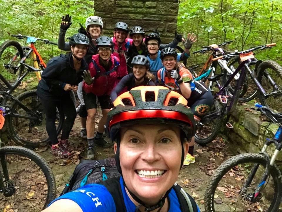 Women's Mountain Bike Rides