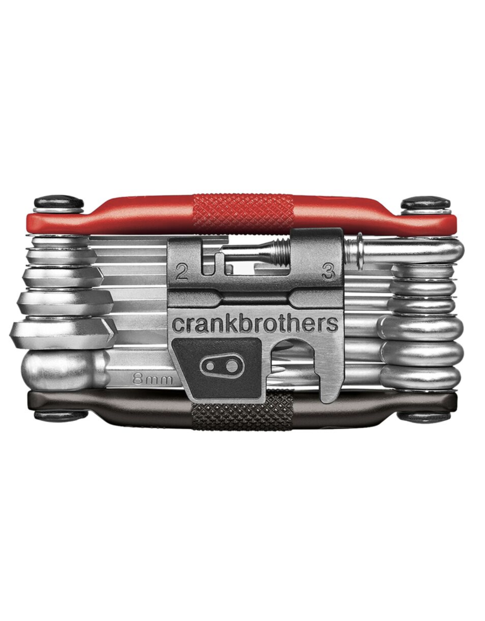 Crank Brothers Crank Brothers Multi 19 Tool - Black/Red