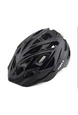 Kali Protectives Kali Protectives Chakra Solo Helmet - Solid Black, Large/X-Large