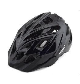 Kali Protectives Kali Protectives Chakra Solo Helmet - Solid Black, Small/Medium