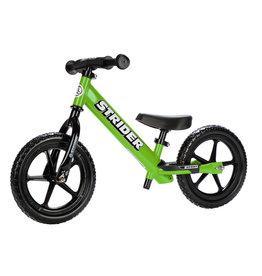 Strider Sports Strider 12 Sport Kids Balance Bike: Green