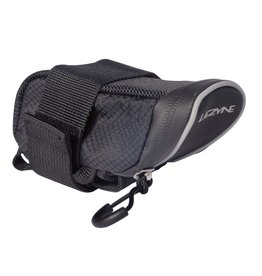 Lezyne Lezyne Micro Caddy-M MTB Seat Bag: Black