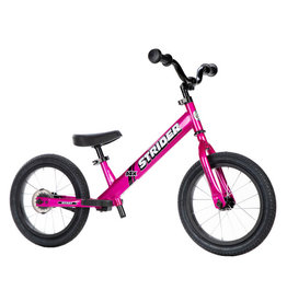 Strider Sports Strider 14x Sport Balance Bike Fuschia