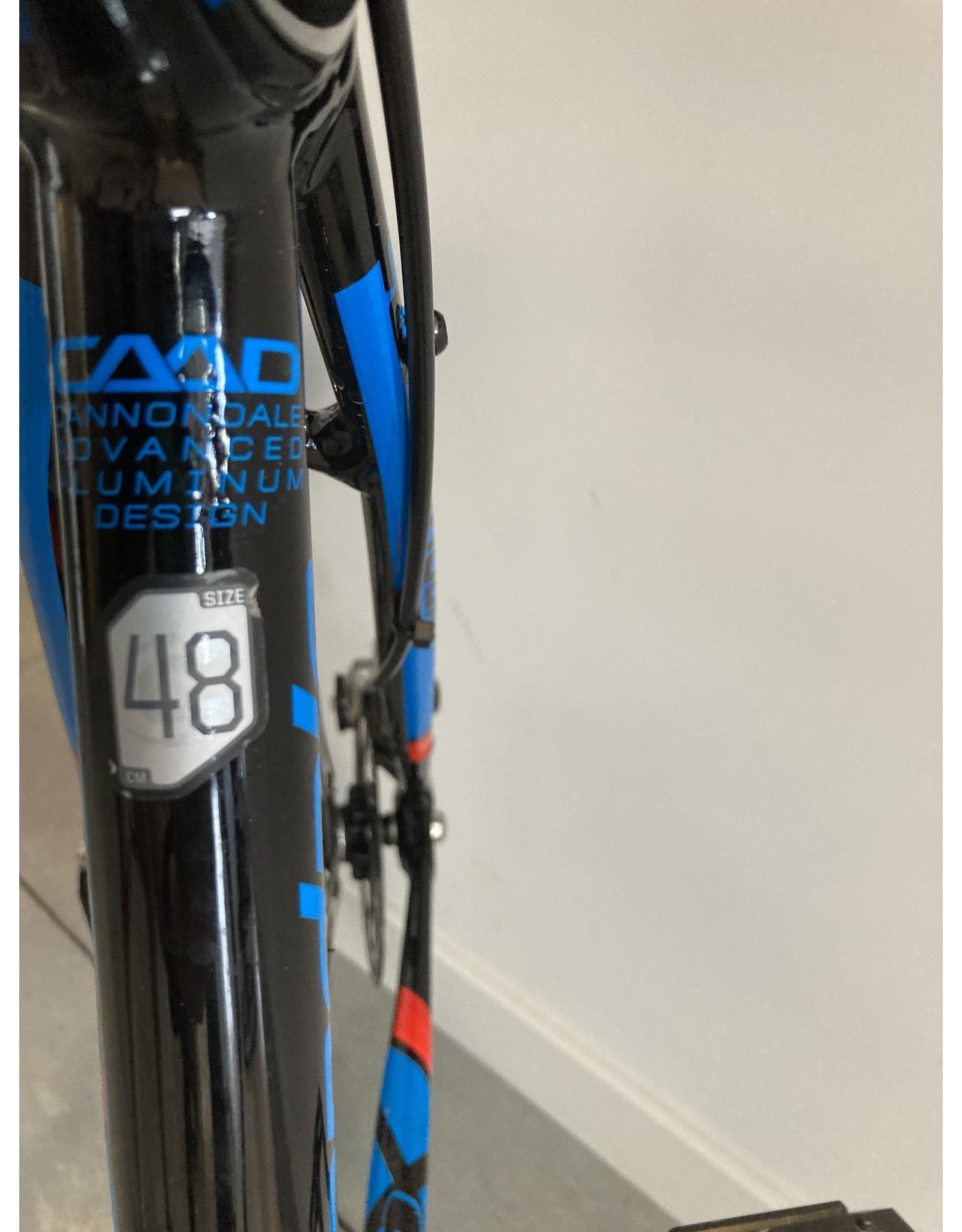 2016 Cannondale CAADX Single Speed 48cm