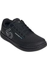 Five Ten Five Ten Five Ten Freerider Pro Flat Shoe - Women's, Core Black / Crystal White / Acid Mint