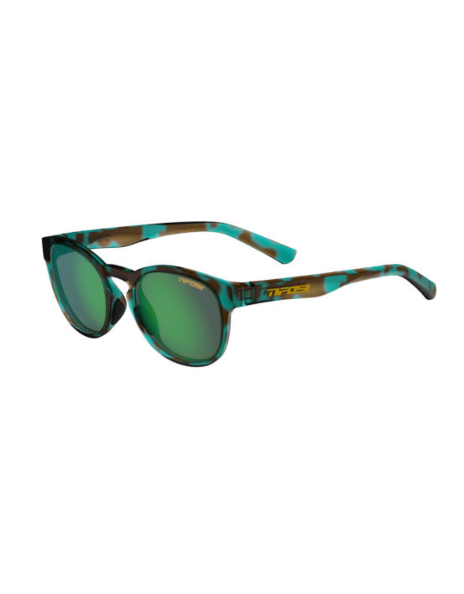 Svago, Blue Confetti Single Lens Sunglasses