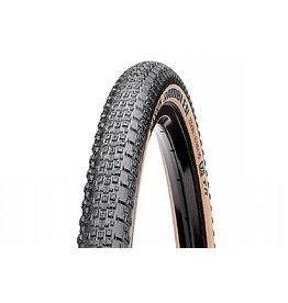 Maxxis Maxxis Rambler Tire - 700 x 38, Tubeless, Folding, Black/Dark Tan, Dual, EXO