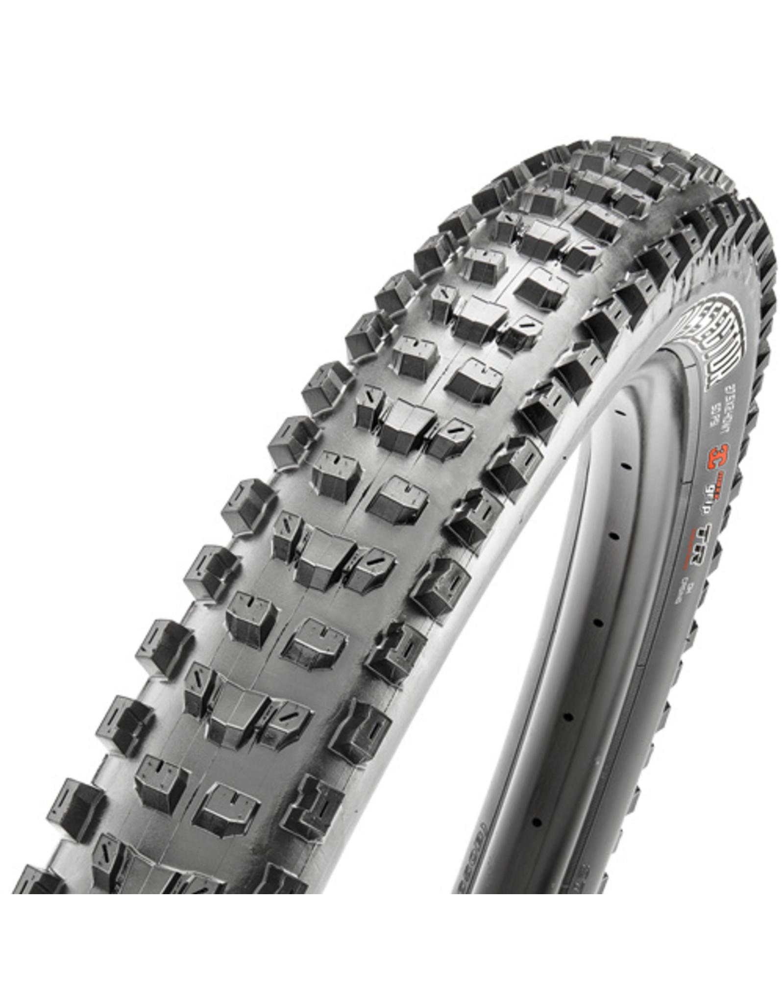 Maxxis Maxxis Dissector Tire - 29 x 2.4, Tubeless, Folding, Black, 3C MaxxGrip, DH, Wide Trail