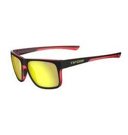 Tifosi Optics Swick, Crimson/Raven Single Lens Sunglasses