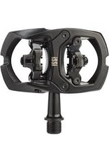 """iSSi iSSi Trail II Pedals - Dual Sided Clipless with Platform, Aluminum, 9/16"""""""