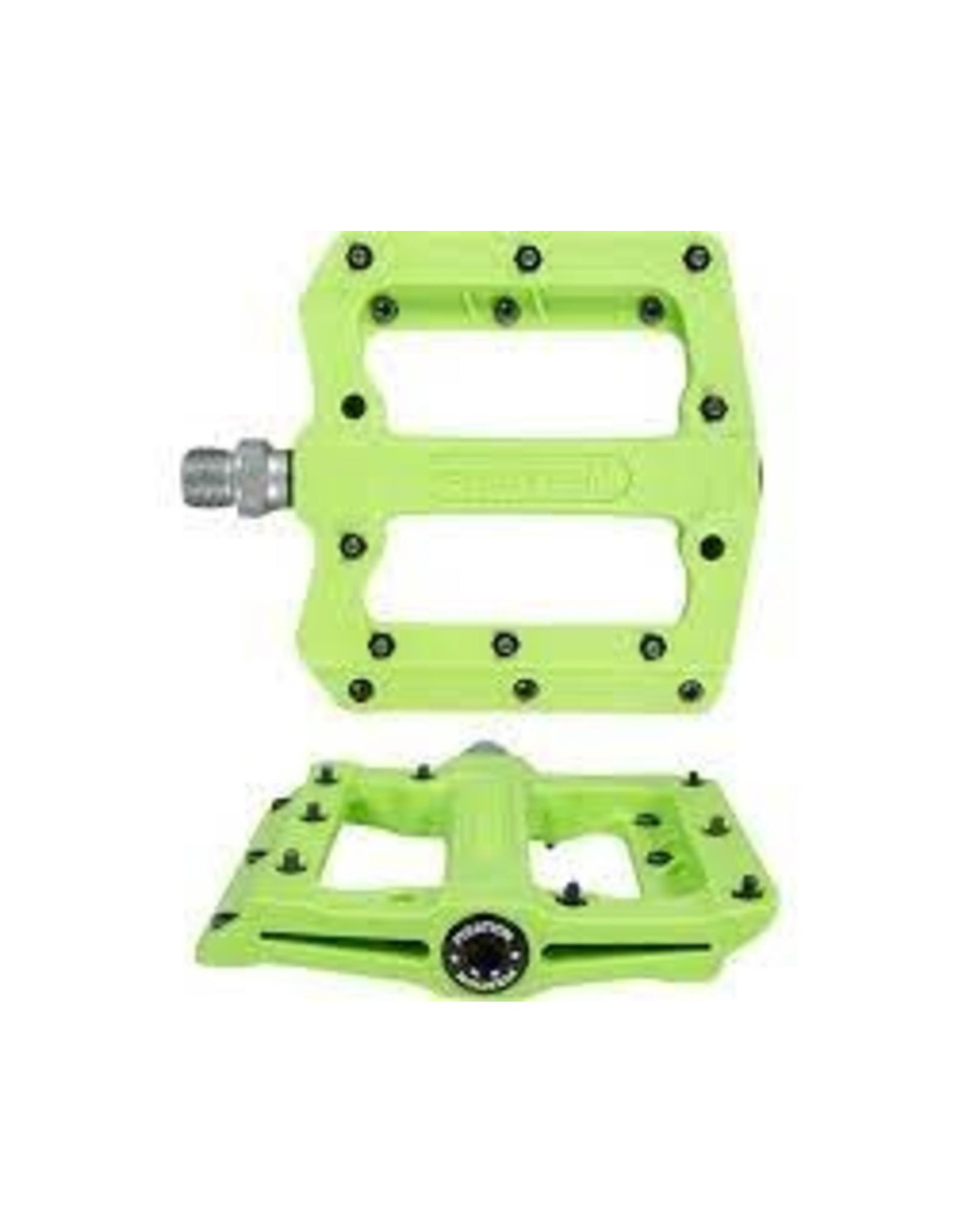 """Fyxation Fyxation Mesa MP Pedals - Platform, Composite/Plastic, 9/16"""""""
