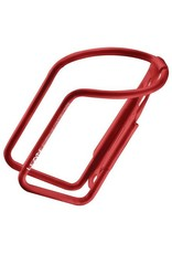 Lezyne Lezyne Power Water Bottle Cage: Gloss Red