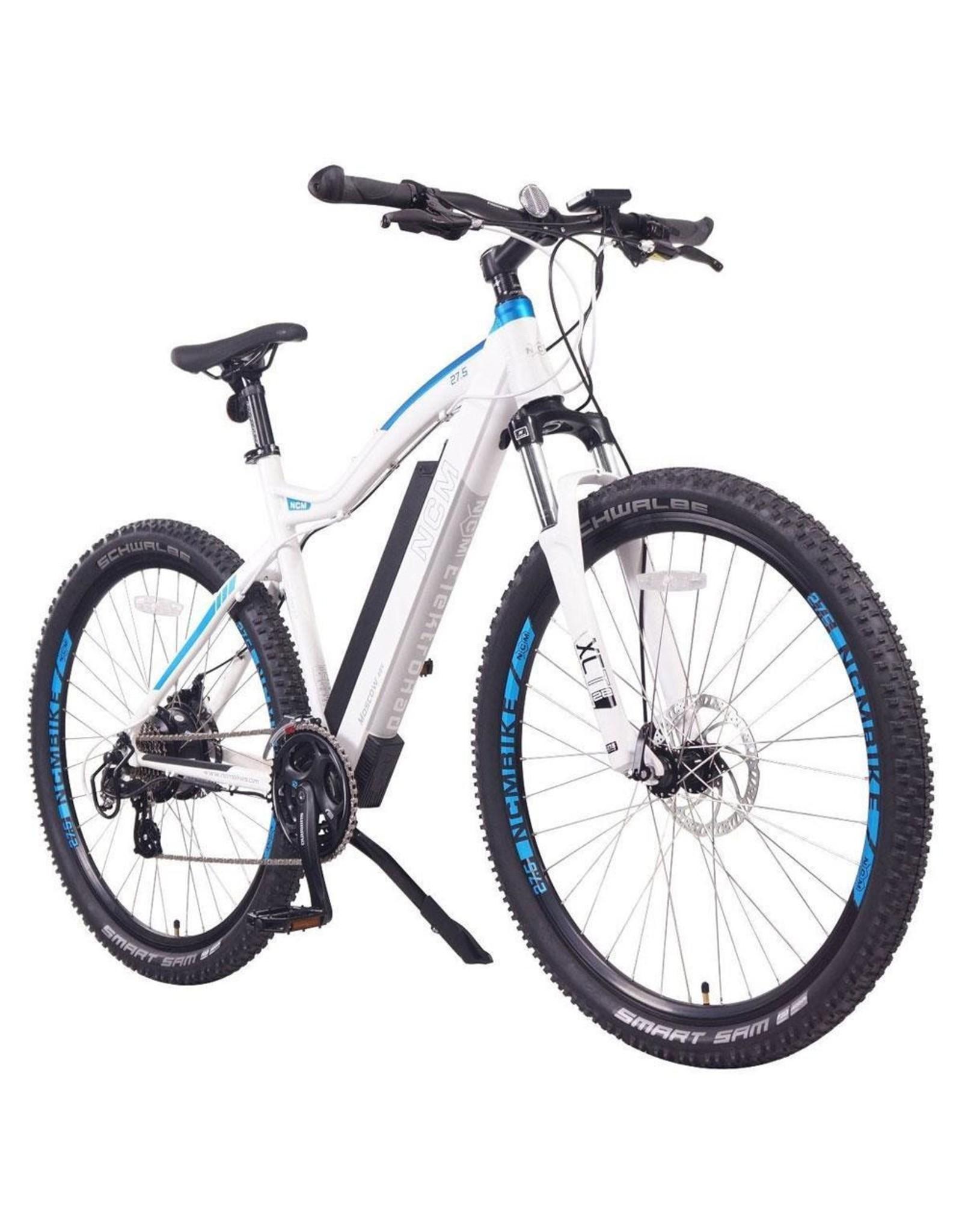 """Leon Cycles Moscow Plus 27.5"""" White"""
