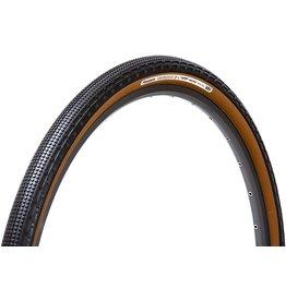 Panaracer Panaracer GravelKing Tire - 700 x 26, Clincher, Folding, Black/Brown