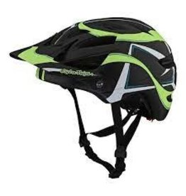 A1 MIPS Youth Helmet Welter Black/Green