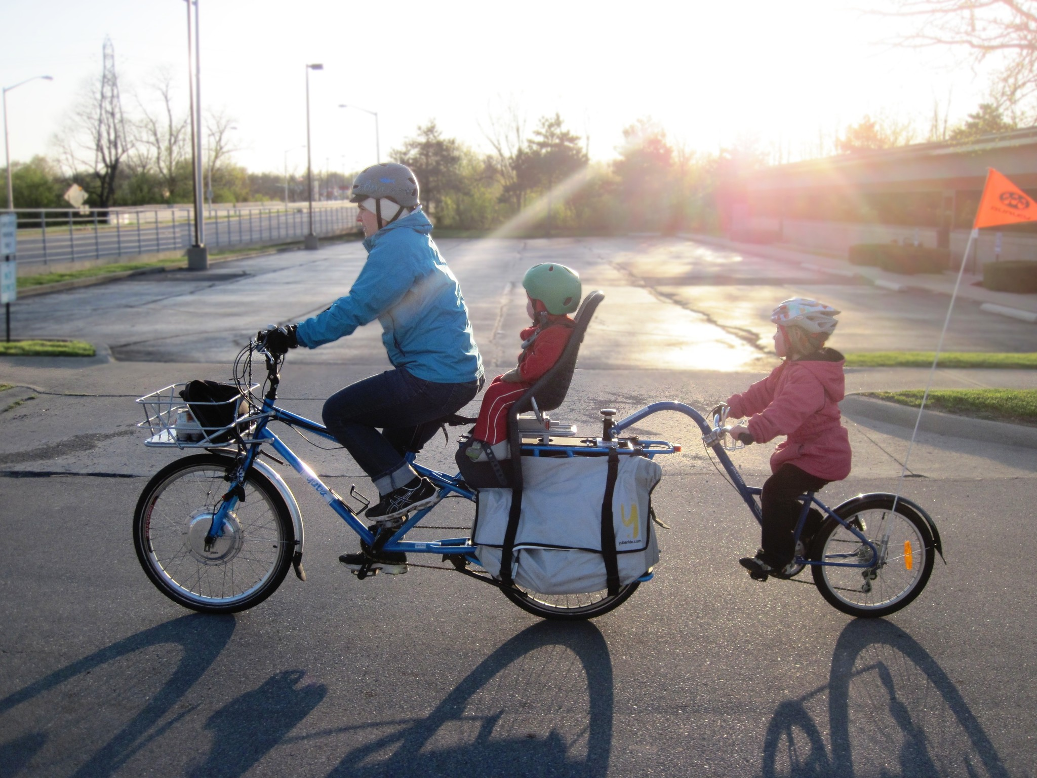 5 Reasons Riding Bikes is Great for Your Family
