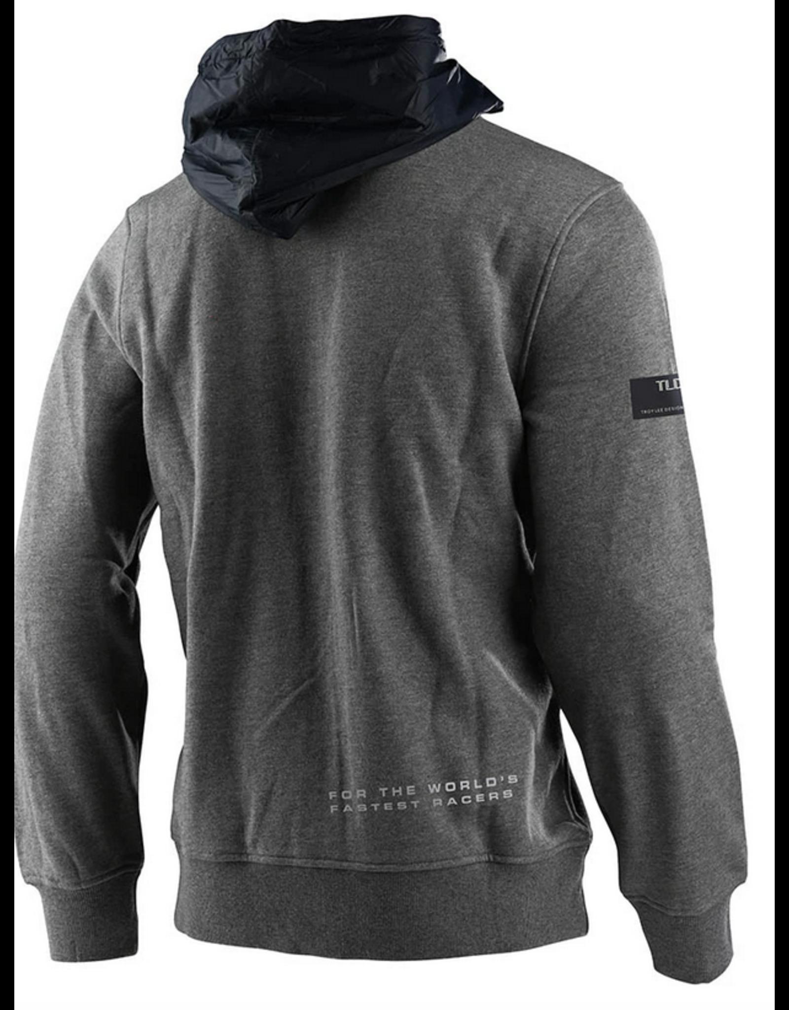 Troy Lee Designs Shield Classic Zip Up Hoodie