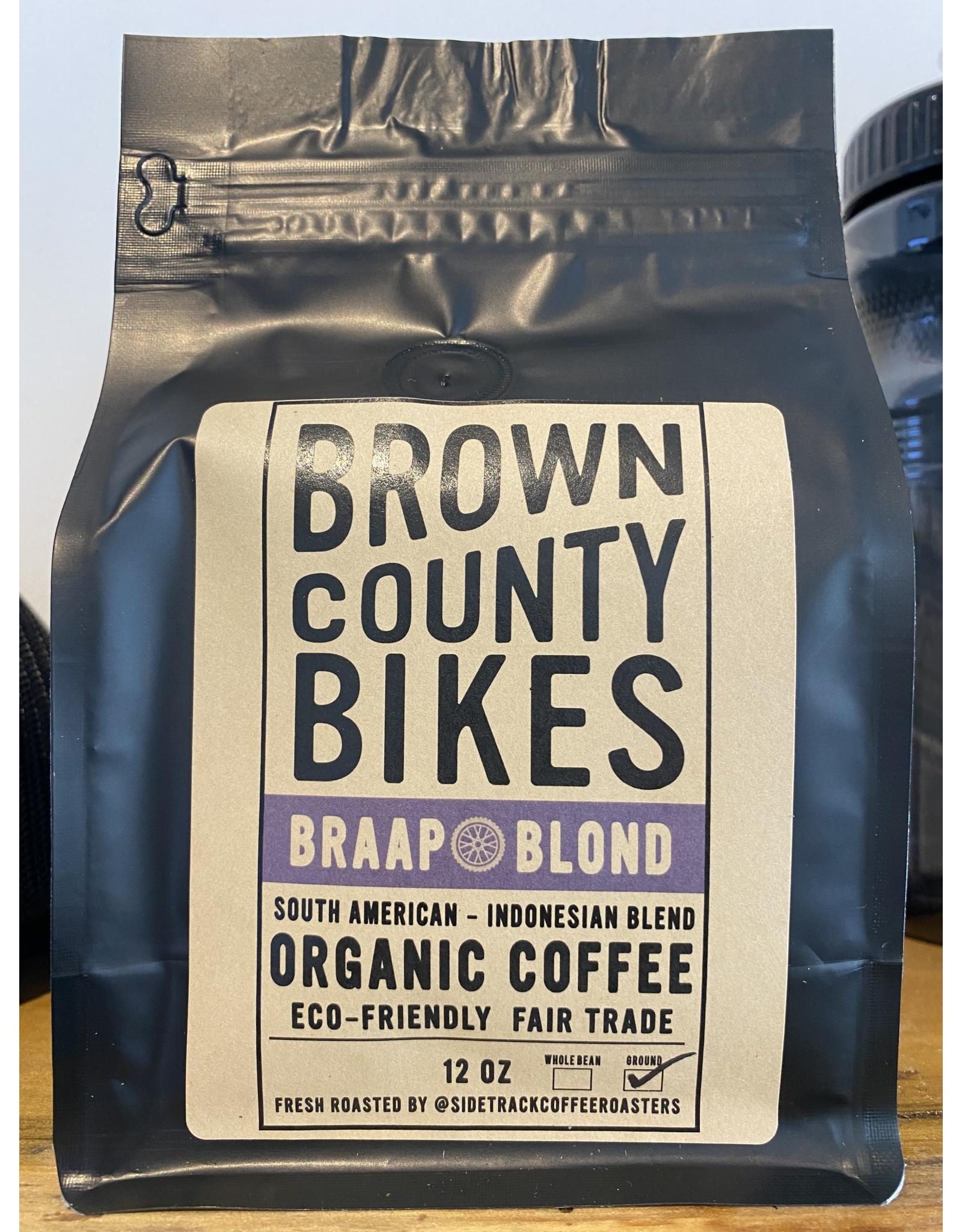 Brown County Bikes Coffee Blonde Roast