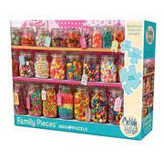 Cobble Hill Puzzles Cobble Hill Candy Counter Family Puzzle 350pcs