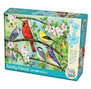 Cobble Hill Puzzles Cobble Hill Bloomin' Birds Family Puzzle 350pcs
