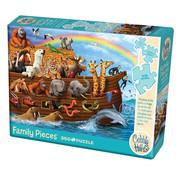 Cobble Hill Puzzles Cobble Hill Voyage of the Ark Family Puzzle 350pcs