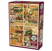Cobble Hill Puzzles Cobble Hill The Four Seasons Puzzle 2000pcs