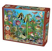 Cobble Hill Puzzles Cobble Hill Aquarium Easy Handling Puzzle 275pcs