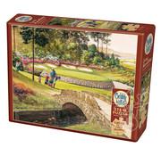 Cobble Hill Puzzles Cobble Hill Golf Course Easy Handling Puzzle 275pcs