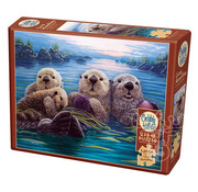 Cobble Hill Puzzles Cobble Hill Treasures of the Sea Easy Handling Puzzle 275pcs