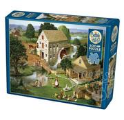 Cobble Hill Puzzles Cobble Hill Four Star Mill Puzzle 500pcs
