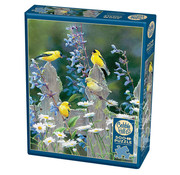 Cobble Hill Puzzles Cobble Hill Goldfinch Quartet Puzzle 500pcs